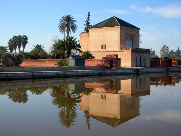 Manara Pavillon, Marrakesch