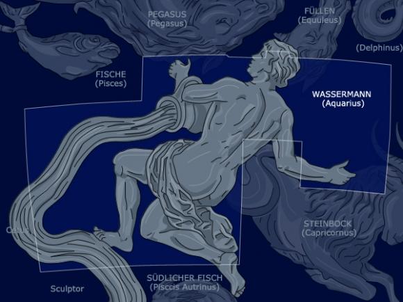 Wassermann: Aquarius
