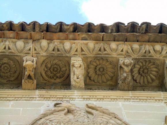 Baeza - Ayuntamiento (Palacio de Justicia y Carcel) 4