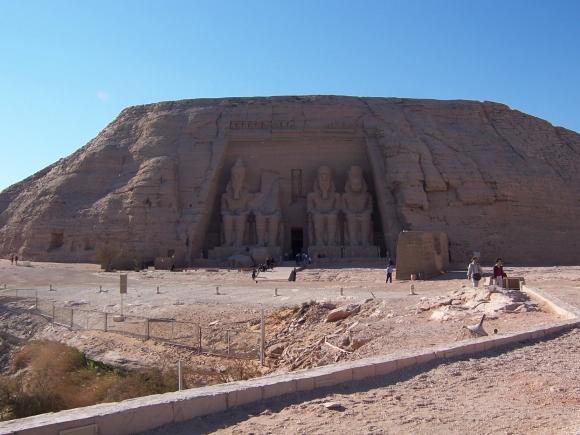 AbuSimbel, Ägypten