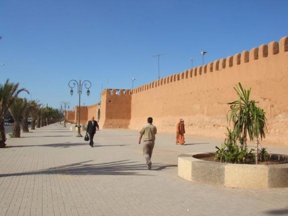 Stadtmauer von Tiznit (1)