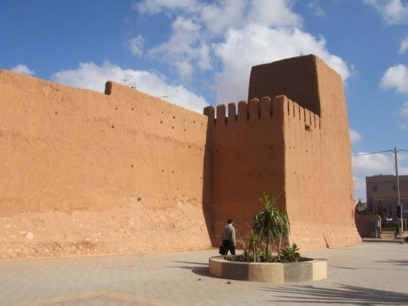 Stadtmauer Tiznit (3)
