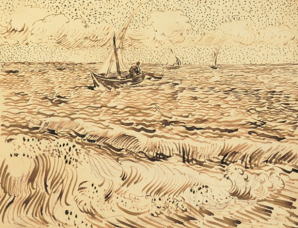 Vincent_van_Gogh_-_Fishing_Boats_at_Saintes-Maries-de-la-Mer