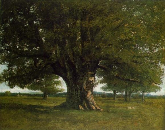 Gustave_Courbet_-_Le_chne_de_Flagey