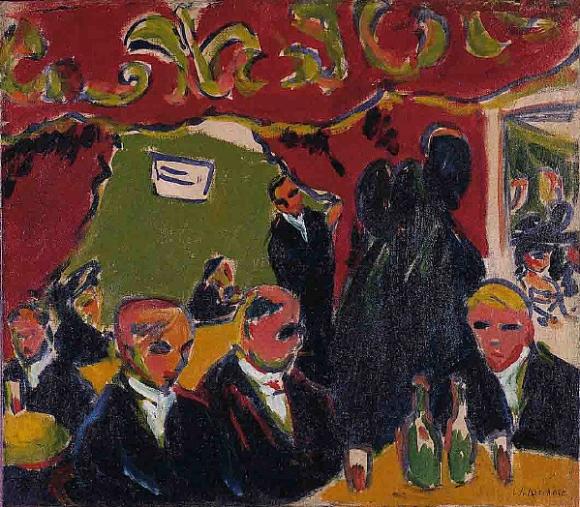 Ernst_Ludwig_Kirchner_-_Tavern
