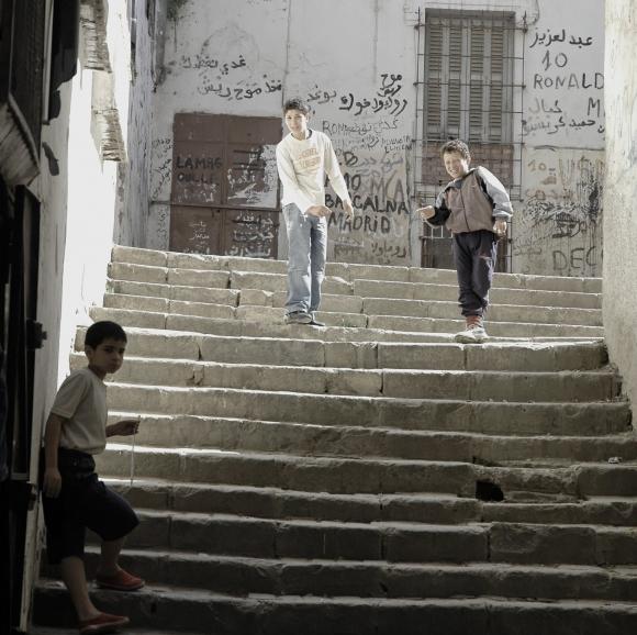 Casbah von Algier