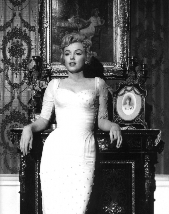 "Marilyn Monroe: 1957 im Film ""The Prince and the Showgirl"""