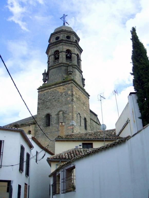 Baeza - Catedral, exteriores 26