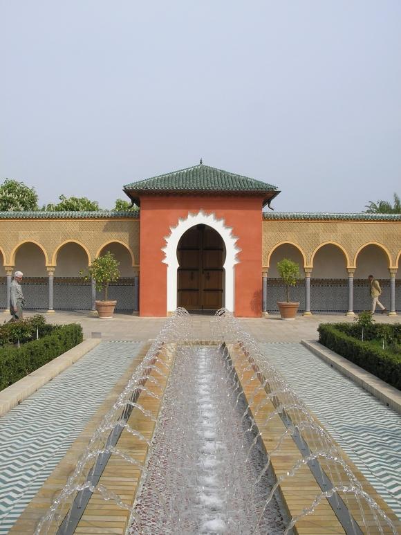 Erholungspark Marzahn, Orientalischer Garten, Berlin