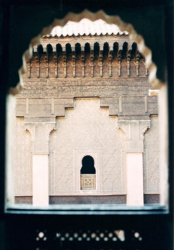 Medersa Ben Youssef , Marrakesch