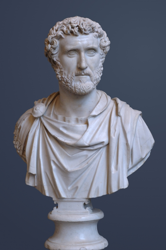 Antoninus Pius Glyptothek Munich 337