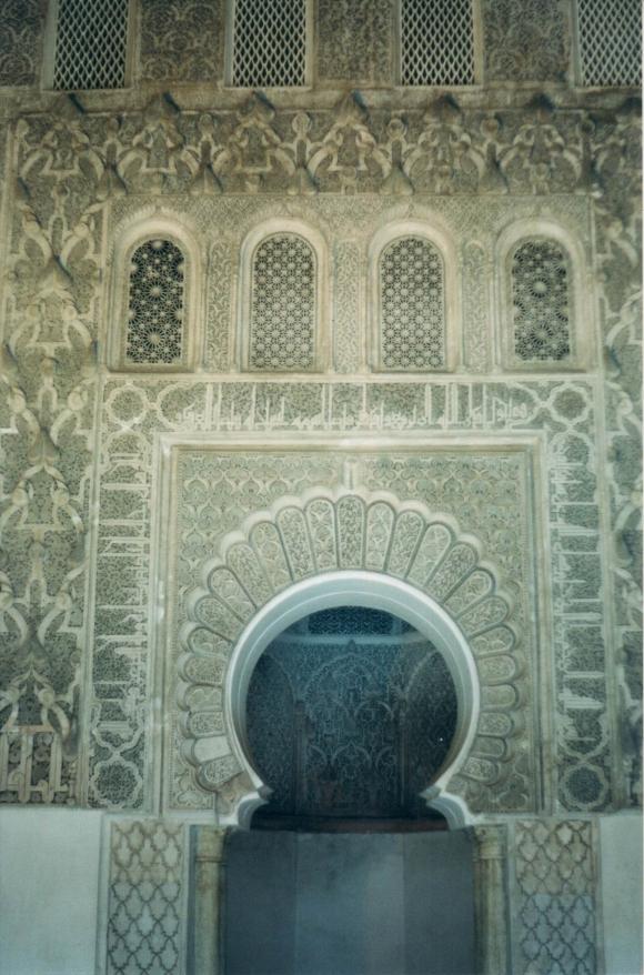 Mausoleum der Saadier, Marrakesch, Marokko