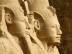 Großer Tempel Ramses II., Abu Simbel, Ägypten