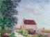 Alfred Sisley: Le village des Sablons (1885)