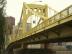 Seventh Street Bridge (aka Andy Warhol Bridge) in Pittsburgh, Pennsylvania, USA.
