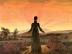Caspar David Friedrich: Frau vor untergehender Sonne (Sonnenuntergang, Sonnenaufgang, Frau in der Morgensonne)