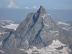 Matterhorn (Cervino) Südseite, von Lyskamm aus gesehen