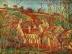 Camille Pissarro: Die roten Dächer (1877)