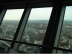 Fernsehturm Berlin: Blick aus dem Inneren (Kugel/Panoramaetage).