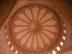 Istanbul: Blick in die Hauptkuppel der Sultan Ahmet Moschee