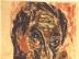 Ernst Ludwig Kirchner: Kopf des Kranken (Selbstbildnis)