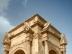 Leptis Magna (Libyen): Bogen des Septimius Severus