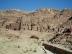 Petra, königliche Gräber am Jebel al Khubtha