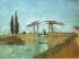 Vincent van Gogh: Brücke von Langlois, 1888
