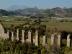 Ruine des Aquädukts von Aspendos