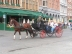 Horse and carriage ride through Brugge