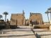 Eingang zum Luxor Tempel