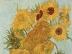 Vincent van Gogh: Zwölf Sonnenblumen in einer Vase (August 1888) Neue Pinakothek, München