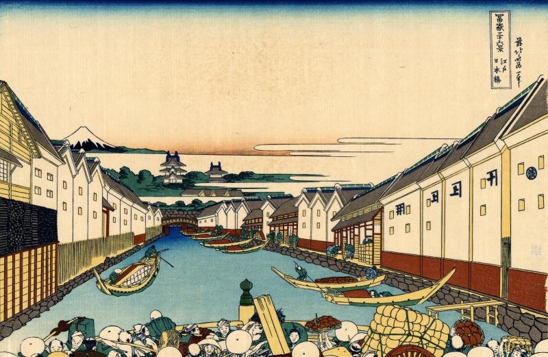 Nihonbashi_bridge_in_Edo