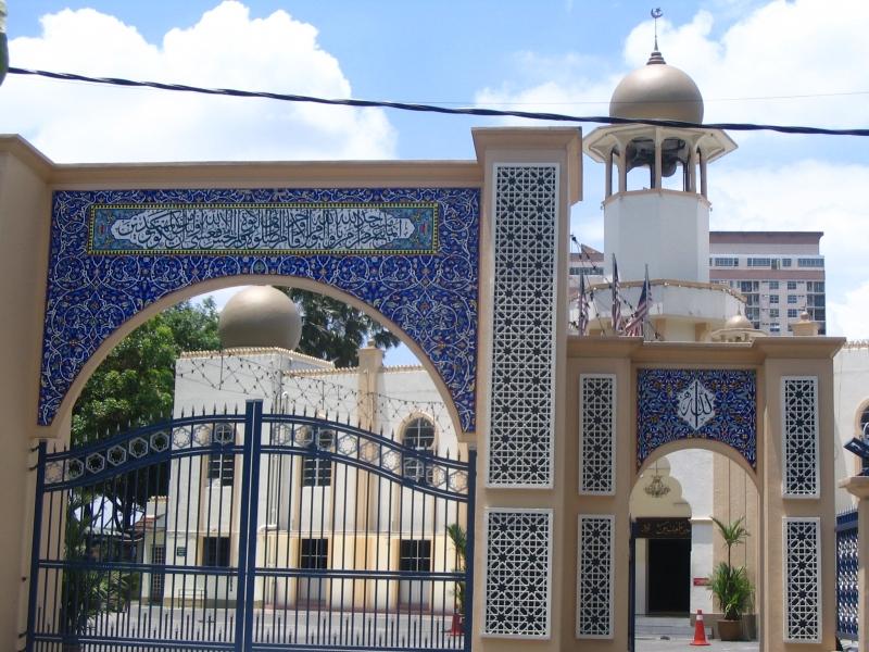 Mosquee de Kampung Baru