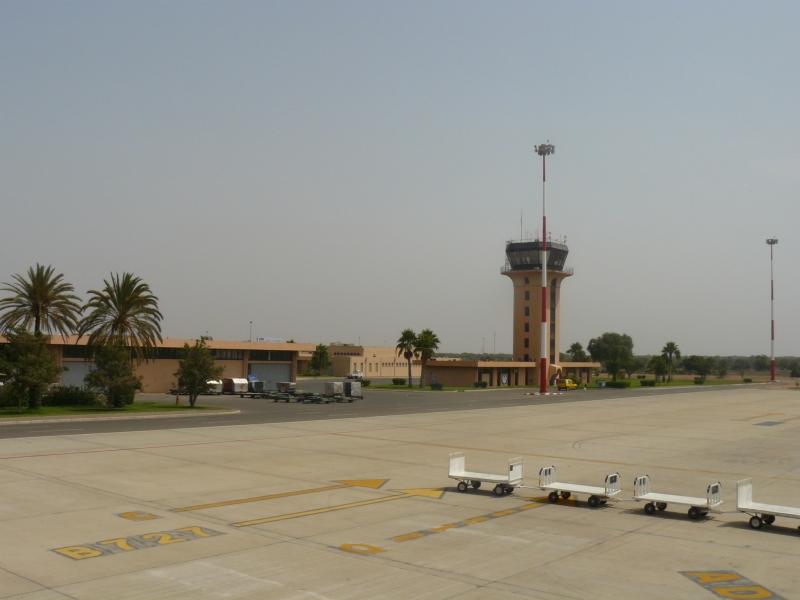 Agadir: Flughafen Al Massira