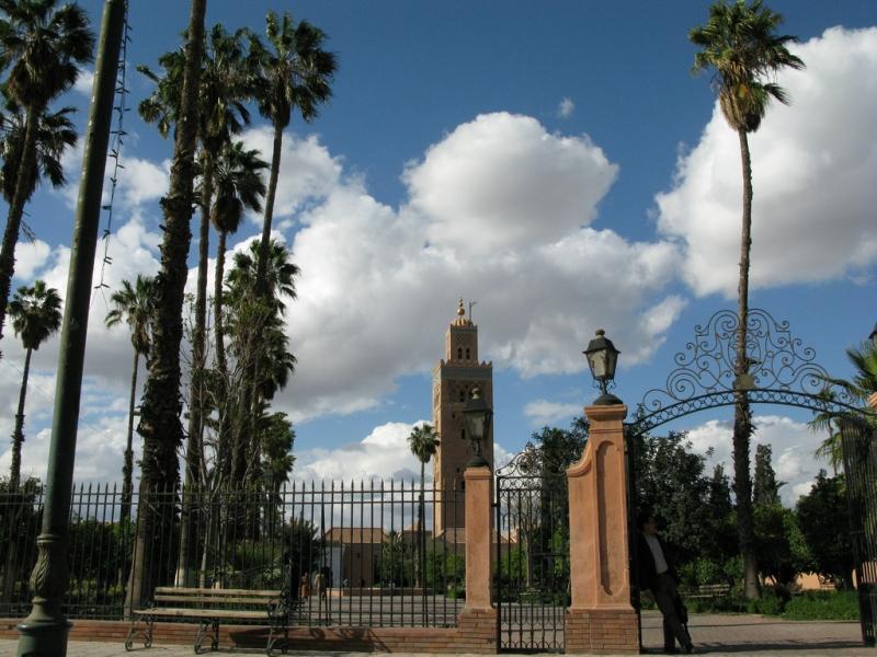 Koutoubia, Marrakesch
