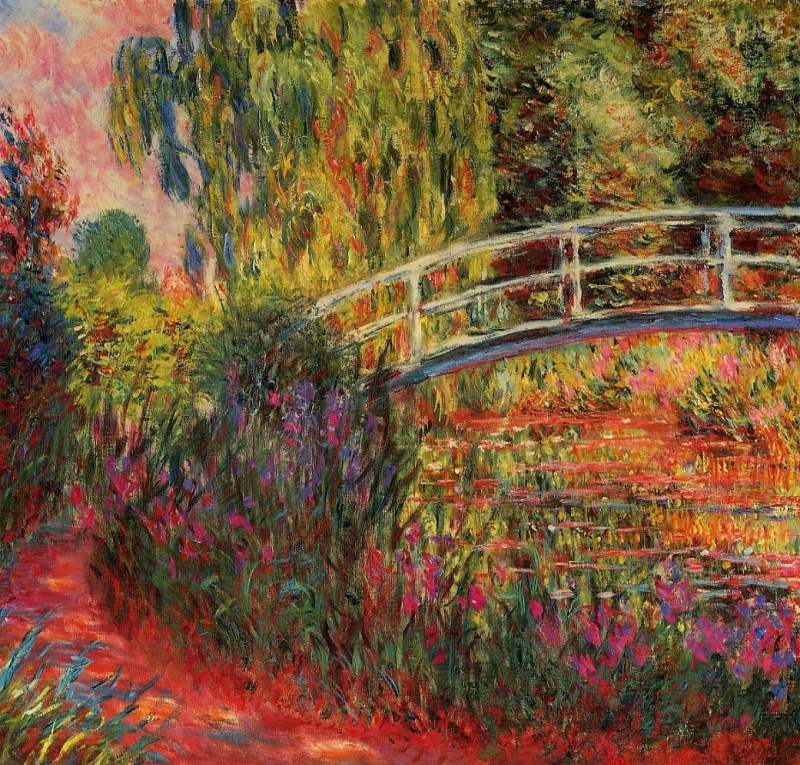 Water-Lily_Pond_1900_Claude_Monet_Boston_MFA