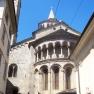Bergamo - Abside della Basilica di S. Maria Maggiore