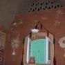 Traditionelles nubisches Haus, Abu Simbel, Ägypten