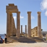 Acropolis Athena Lindos Rhodes 2