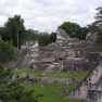 Nördliche Akropolis, Tikal, Guatemala.