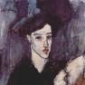 Amadeo Modigliani: Die Jüdin (1908)