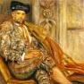 Renoir: Porträt des Ambroise Vollard, 1917