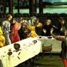 Botticelli: Nastagio degli Onesti, terzo episodio
