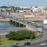Brücke zwischen Sale und Rabat, Marokko