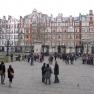 Die Tore zum Gelände des British Museum an der Great Russell Street in London.