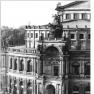 Dresden: Herbstspaziergang an der Semperoper (31 October 1987)
