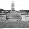 Bundesarchiv Bild 183-L1114-0302, Gedenkstätte Buchenwald, Glockenturm
