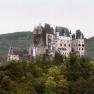 Burg Eltz um 1900