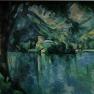 Paul Cézanne: See von Annecy | Le lac d´Annecy (1896)